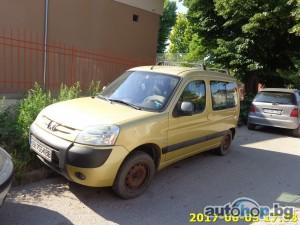 2004 Peugeot Partner