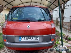 2004 Renault Scenic 1.5 DCi