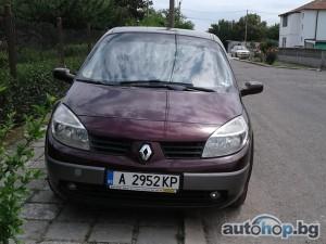 2004 Renault Scenic 1.9 DCi