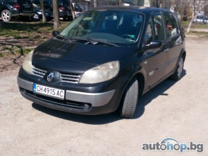 2004 Renault Scenic Scenic