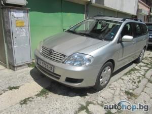 2004 Toyota Corolla 1.4 D4-D