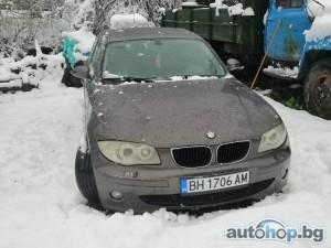 2005 BMW 120 120d