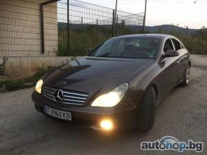 2005 Mercedes-Benz CLS