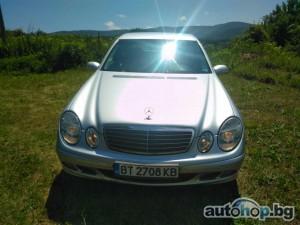 2005 Mercedes-Benz E 200