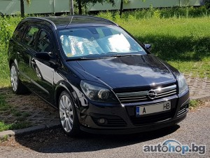 2005 Opel Astra H 2.0t