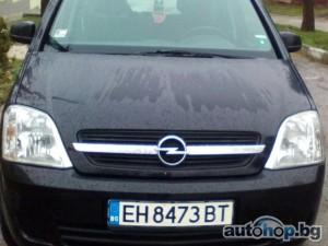 2005 Opel Meriva 1.7TDI