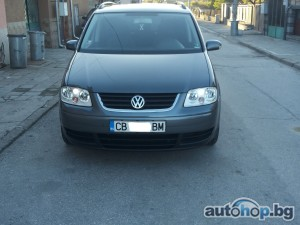 2005 VW Touran 2.0 TDI