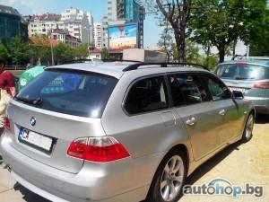 2006 BMW 525 525d