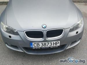 2007 BMW 320 320d
