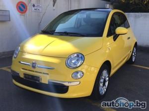 2007 Fiat 500