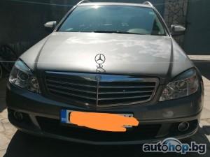 2007 Mercedes-Benz C 200 C 200 CDI