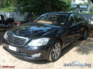 2007 Mercedes-Benz S 350 350cdi / 420cdi / 500i i dr. - Na chasti
