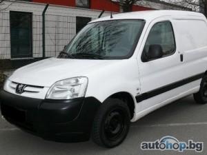 2007 Peugeot Partner 1.6 HDi
