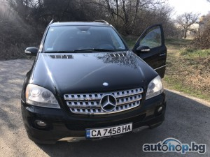 2008 Mercedes-Benz 320 CDI