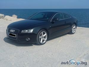 2009 Audi A5 TFSI S-LINE