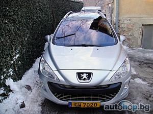 2010 Peugeot 308 1.6 HDI ГЕРМАНИЯ
