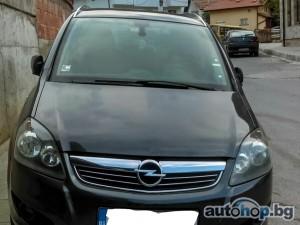 2011 Opel Zafira 1.7