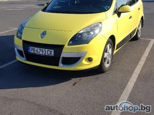 2011 Renault Scenic