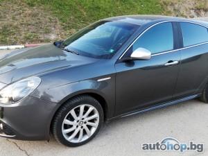 2012 Alfa Romeo Giulietta 1.6JTDm-2
