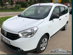 2012 Dacia Logan LODGY
