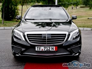2014 Mercedes-Benz S 350 CDI L AMG EXCLUSIVE 360CAM PANO TV