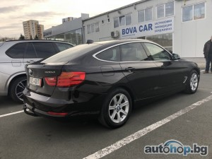 2015 BMW 320 Гран туризмо 3