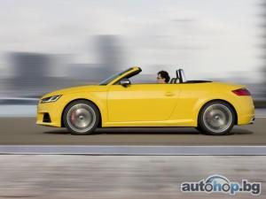 Audi разкри TT S Roadster
