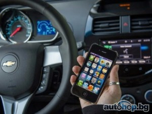 GM ще ползва Apple и Google за приложенията си