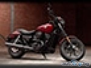 Harley-Davidson Street 750 идва в България