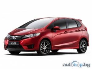 Honda показва прототипен Jazz в Париж