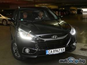 Hyundai е официален превозвач на Жан-Луи Шлесер в България