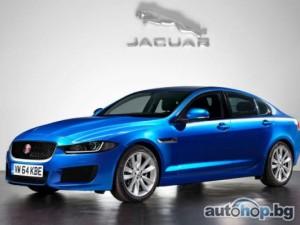 Jaguar с видео тийзър за новия XE