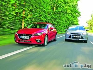 Mazda изпреварва Ford