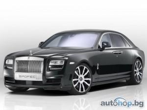 Novitec Group пипна Rolls-Royce Ghost