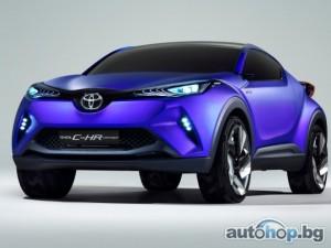 Toyota с нова концепция в Париж