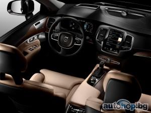 Volvo работи по по-луксозна версия на XC90