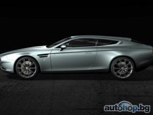 Zagato показа Aston Martin Virage Shooting Brake