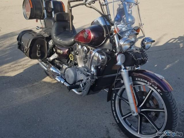 1993 Kawasaki Vn