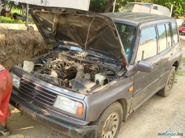1993 Suzuki Vitara Cabrio