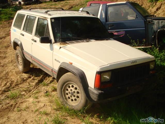 1996 Jeep Cherokee 2.5 TD