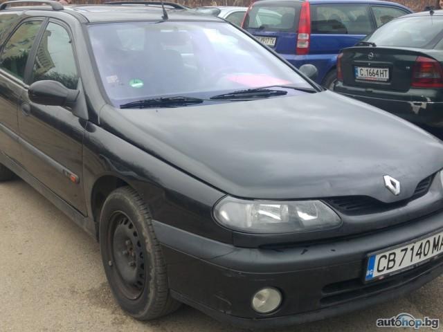 1998 Renault Laguna Рено Лагуна-Нов Внос Германия, 16 V, с газ и регистрация