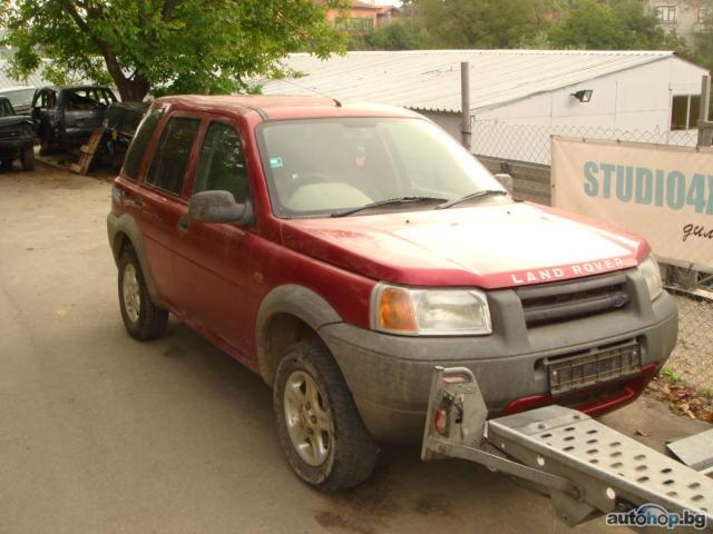 1999 Land Rover Freelander Hardback 1.8