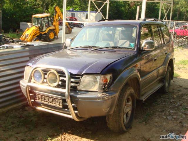 2001 Toyota Land Cruiser Prado Land Cruiser 90 3.0