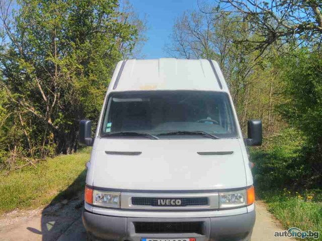2002 Iveco Daily