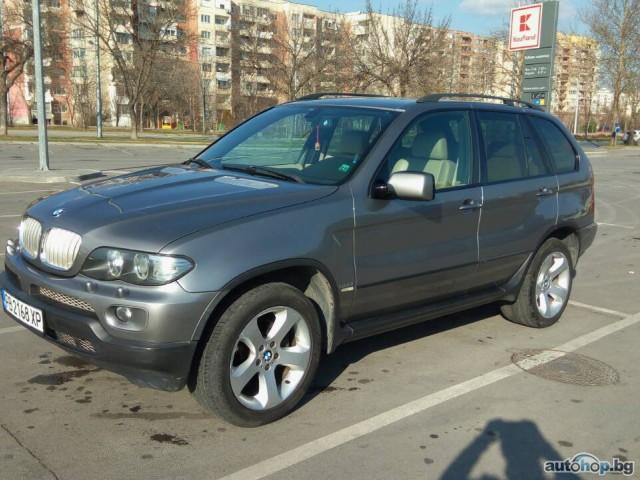 2004 BMW X5 3.0d