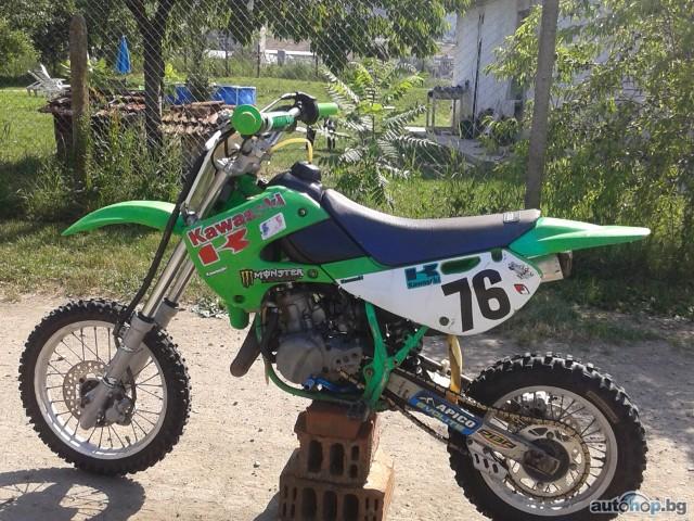 2006 Kawasaki Ktx