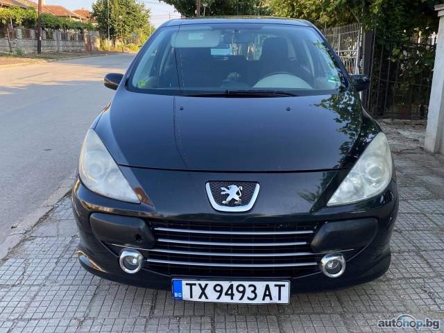 2006 Peugeot 307 1.6