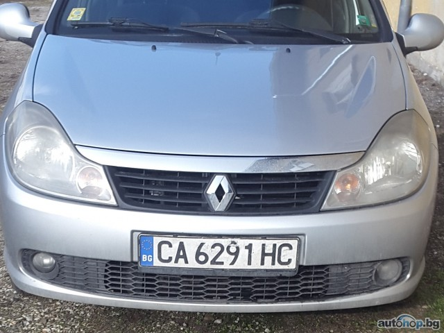 2009 Renault Symbol