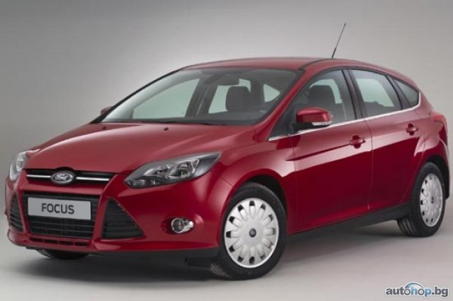 Ford Reveals New Focus ECOnetic – Europe's Most Fuel Efficient Compact Car