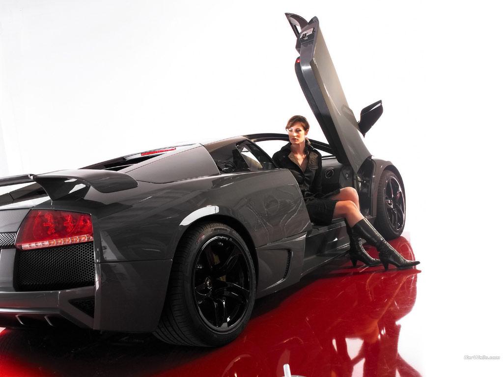 Тапет за Lamborghini